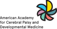American Academy for Cerebral Palsy and Developmental Medicine Logo