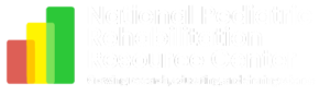 National Pediatric Rehabilitation Resource Center logo - White